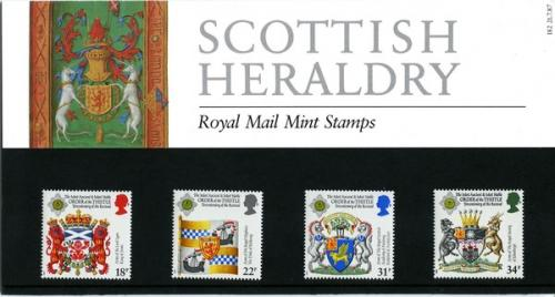 1987 Scottish Heraldry pack