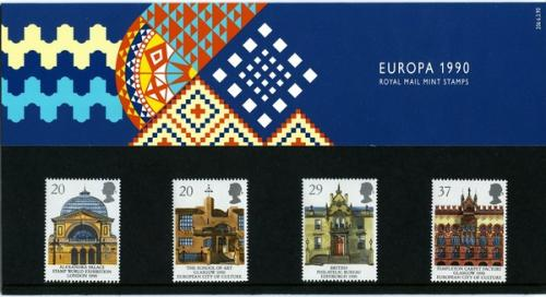 1990 Architecture & Europa pack