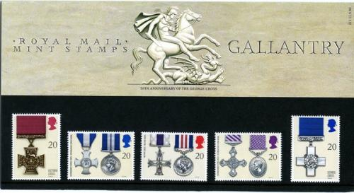 1990 Gallantry pack