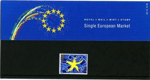 1992 Single Euro Market pack
