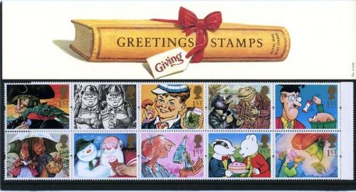 1993 Greetings gift giving pack