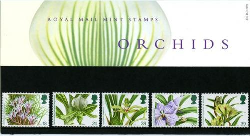 1993 Orchids pack
