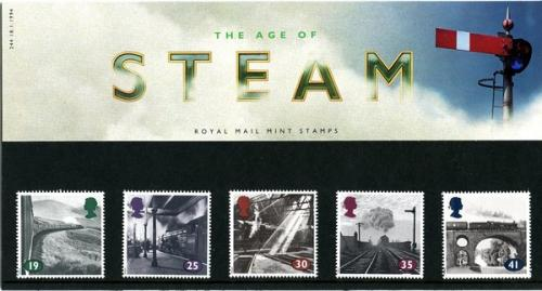 1994 Steam Railways pack