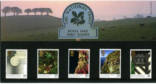 1995 National Trust pack
