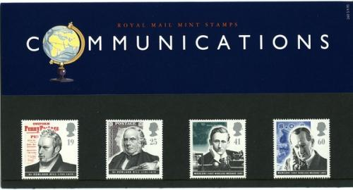 1995 Communications pack