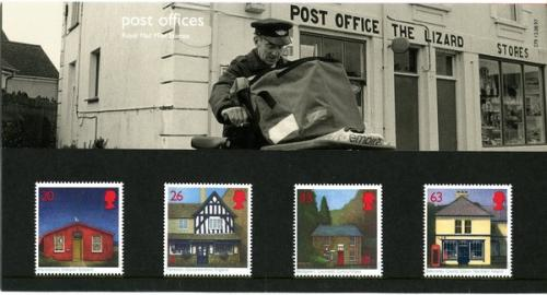 1997 Post Offices pack