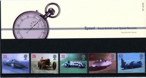 1998 Land Speed Record pack