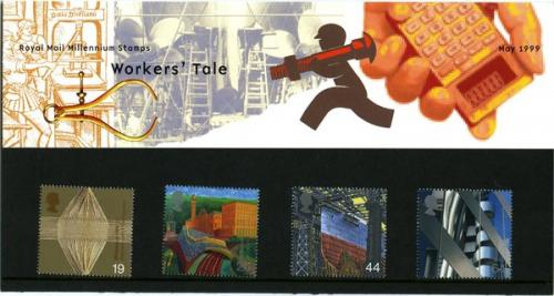 1999 Workers Tale pack