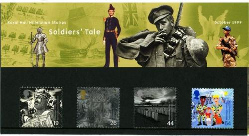 1999 Soldiers Tale pack