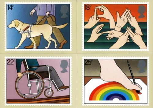 PHQ50 1981 Year of the Disabled