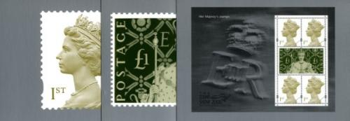 PHQPSM03 2000 Her Majesty's Stamps