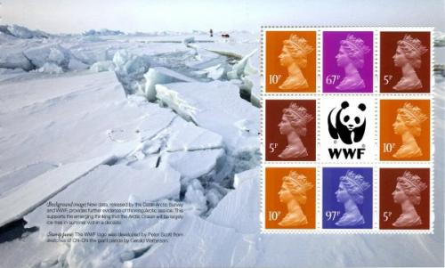 SGY1764  WWF  Artic Ice