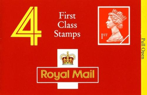 SG: HB3C NVI 4x1st left tab Freepost London