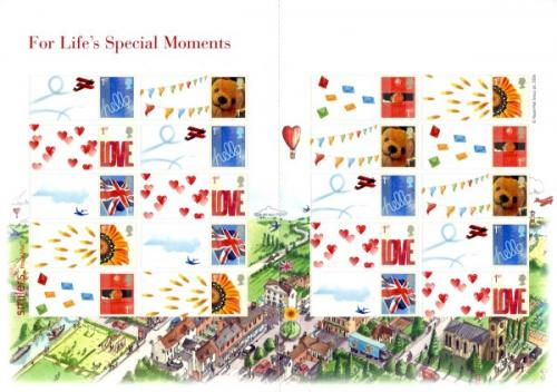 SG: LS32  2006 Life's Special Moments