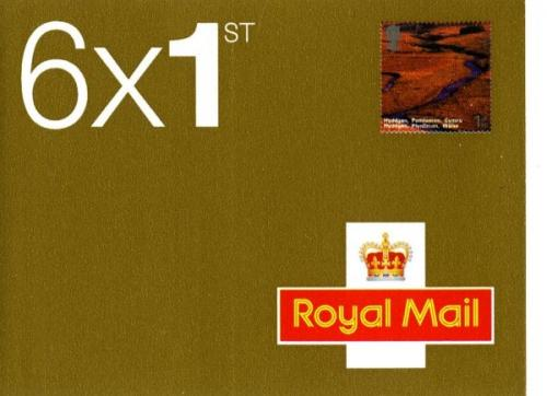 SG: PM14  6x1st Wales