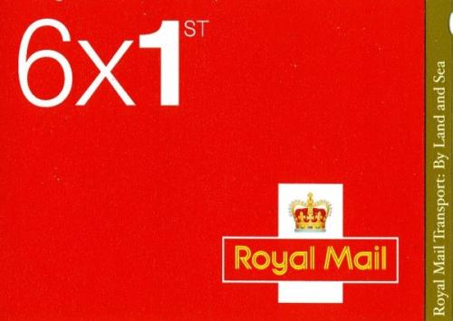 SG: PM40 2013 Royal Mail Transport Land & Sea