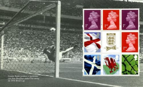 SG U3010a  2013 Football Heroes Gordon Banks