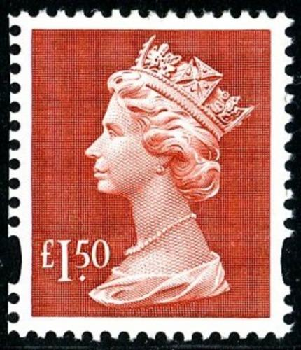 SG Y1800  £1.50p red
