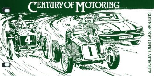 1985 Century of Motoring pack