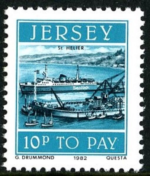 Jersey Channel Islands Uk Postal Code