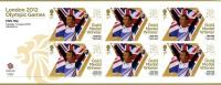 2012 Olympic Miniature Sheets