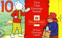 9. Greetings, 150th Anniversary & Airmail