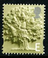 England stamps