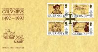 Guernsey Unaddressed Covers 1986 - 1995