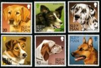 IOM Stamp Sets 1996-2000