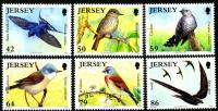 Jersey Stamps 2011 - 2018