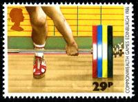 1986 Com'wealth Games 29p