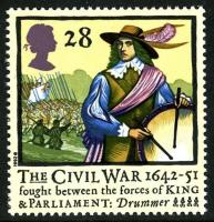 1992 Civil War 28p
