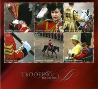2005 Trooping the Colour MS
