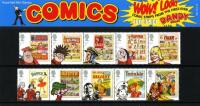 2012 Comic Strips pack
