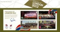 2012 London Memories pack