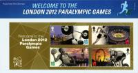 2012 Paralympics pack