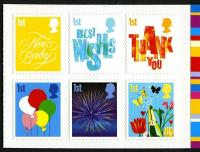 2006 Smilers Booklet Stamps