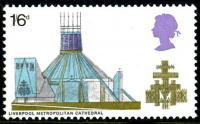 1969 Cathedrals 1s 6d