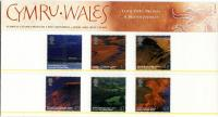2004 British Journey/Wales pack