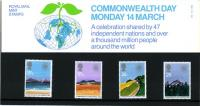 1983 Commonwealth Day pack