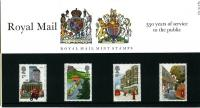 1985 Royal Mail pack