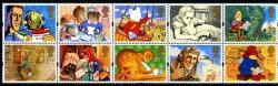 1994 Greetings Stamps Messages
