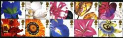 1997 Greetings Stamps Flowers
