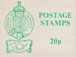 1976 Stamp Sachet Green Cover