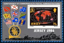 1984 Links with Commonwealth MS