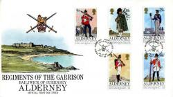 1985 Alderney Regiments
