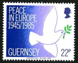 1985 Peace in Europe
