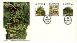 1986 Europa Environmental Conservation
