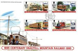 1995 Snaefell Mountain Railway