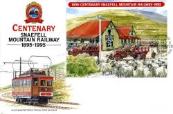1995 Snaefell Mountain Railway MS